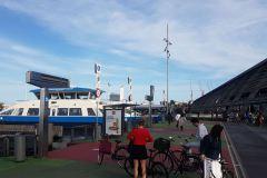kostenlose Fähren vom Bahnhof